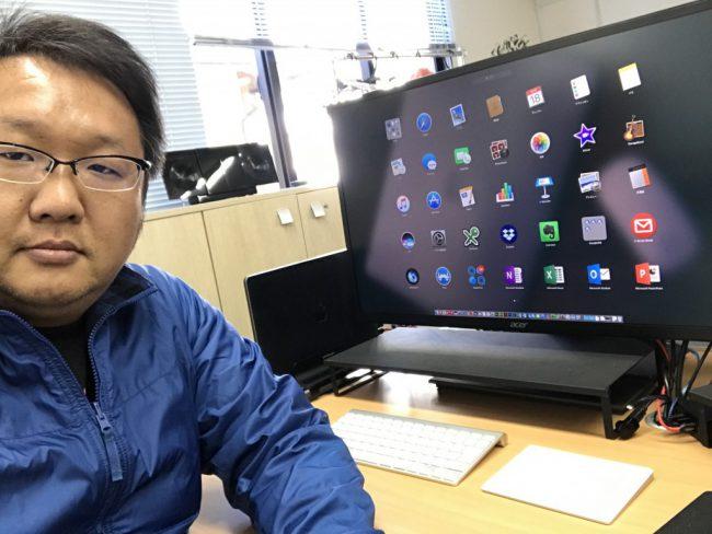 MacBook Pro 会社